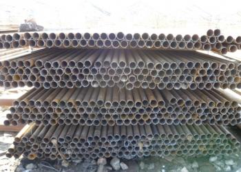 Труба бу опт, розница ф42-60, 76-102, 114-159мм