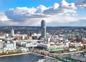"""Офис в БЦ """"Высоцкий"""" 47.2 м2"""