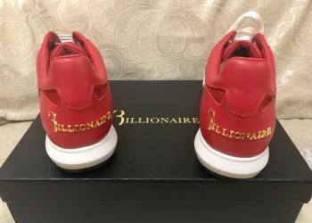 кроссовки Billionaire размер 42 оригинал новые