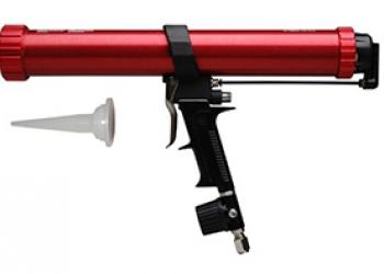 Пневматический , ручной пистолет для фолиевых туб Италия,РМТ.
