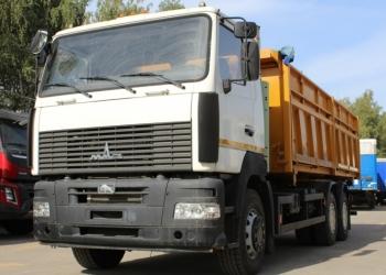 Зерновоз самосвал новый МАЗ 6501B9 471-031
