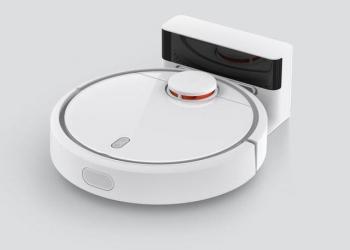 Робот-пылесос Xiaomi Mi Robot Vacuum Cleaner RUS
