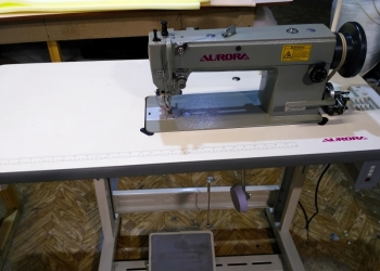 Промышленная швейная машина Аврора а-0302