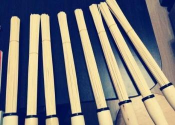 Бамбуковые палочки для массажа