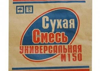 Сухая смесь  М150 универсальная