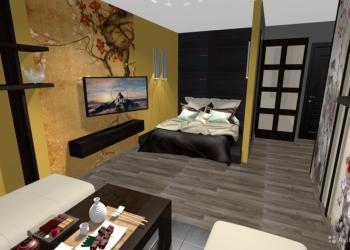 Дизайн интерьеров и отдельных комнат
