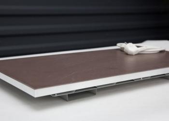 Керамические панели Nikapanels – умное тепло!