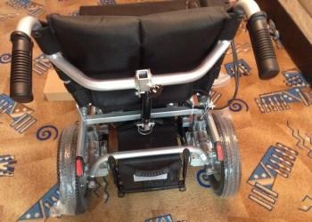 Продам Электрическую и комнатную коляску