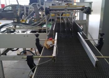 Упаковочная машина для линии розлива пр-сть 6000 бутылок в час