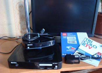 Триколор GS E501 полный комплект на 2 телевизора.