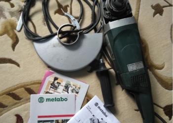 Угловая шлифмашина Metabo