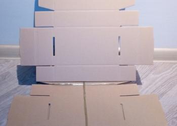 Коробки самосборные 210х125х50