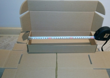 Коробки самосборные 310х105х50