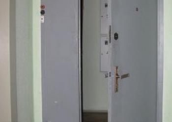 Двери стальные тамбурные с установкой