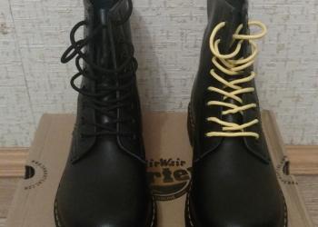 Ботинки 1460 Black Unisex Classic
