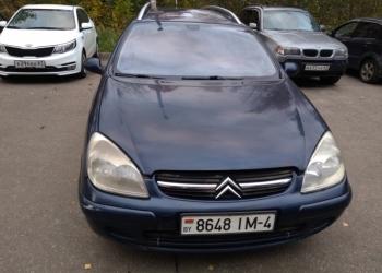 Citroen C5, 2003