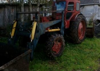 Продам трактор Т-40М с куном