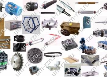 Запасные части для экструдеров, пакетосварочных и флексографических машин
