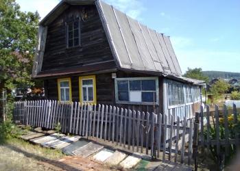 Двухэтажная Дача 16 м2