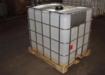 Бак для воды 1000 литров б/у
