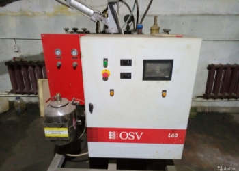 Смесительно-заливочная установка OSV L60