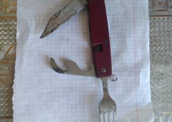 Нож складной.походный.Ссср