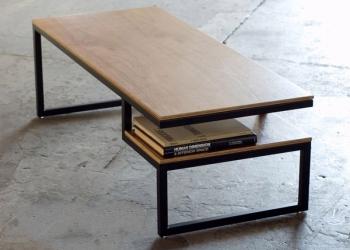 Стол письменный, стол журнальный в стиле Лофт с ЛДСП 22 мм