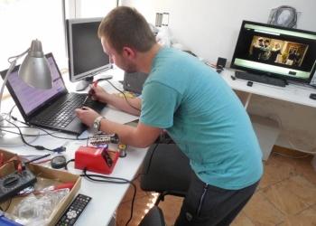 Ремонт компьютеров и ноутбуков выезд Бесплатно