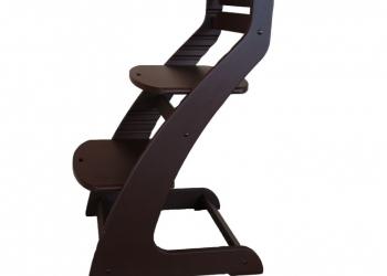 """Растущий стул """"Гулливер"""" с откидным детским столом и поясом безопасности."""