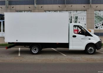 Грузовой фургон 18 куб.метров