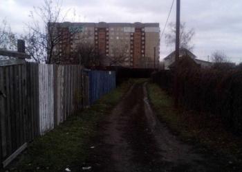 Участок с недостр. домом, 6 сот. п. Приволжский