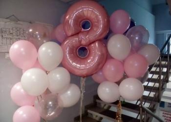 Гелиевые шары,оформление праздника,свадьбы,юбилеи.
