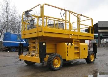 Аренда подъёмника самоходного Haulotte