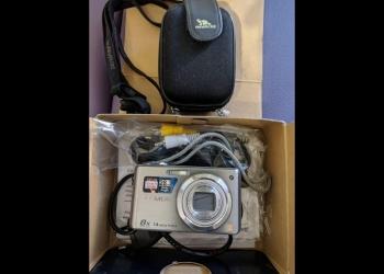 Panasonic DMC-FS33EE-S Silver