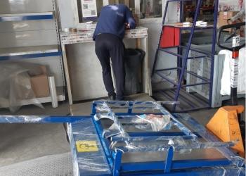 Подъёмник для транспортировки грузов