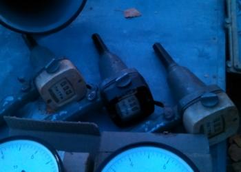Раздаточные краны для топлива со счетчиком