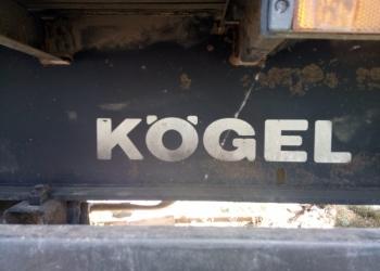 Полуприцеп Kogel (Кегель) SH24