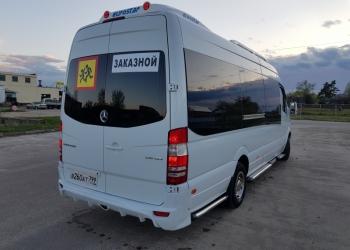 Аренда микроавтобуса Мерседес Спринтер ВИП