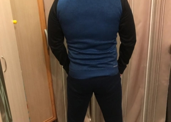 продаётся спортивный костюм мужской