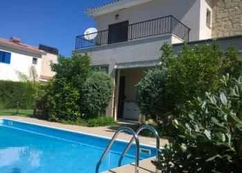 Вилла с бассейном, Кипр, Лимассол, Суни