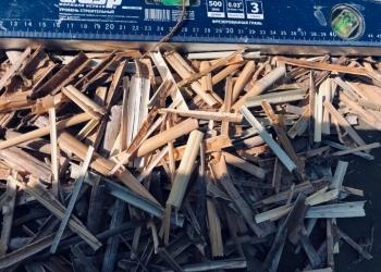 Тростник рубленый, для пеллет