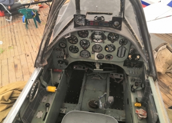 Самолёт як 52