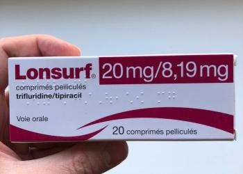 Продам Lonsurf (Лонсурф) 20мг/8,19мг - 2 новые упаковку по 20 таблеток + остаток