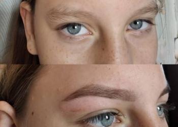 Перманентный макияж. Парикмахерские услуги.