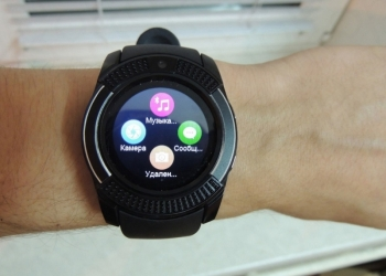 Часы Smart watch V8+ беспроводные наушники i7s