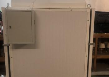Сушильный шкаф Омегадрайв-СД-4S12 кВт
