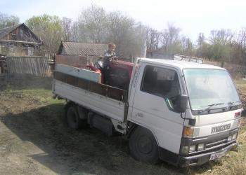 грузоперевозки до 2 тонн