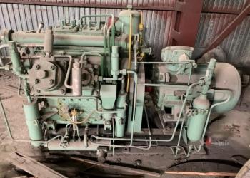 Газовый поршневой компрессор типа 6гш1.6-2/1.1-200