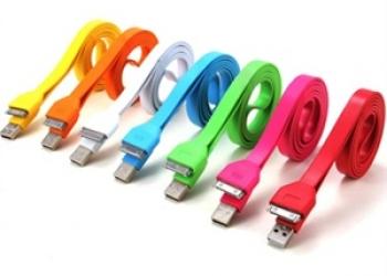 Зарядка для iPhone, iPod, iPad