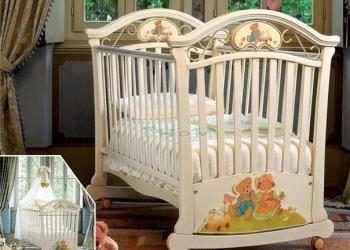 Детские кроватки Pali